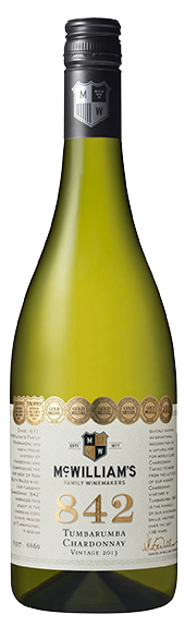 842 Tumbarumba Chardonnay 2013