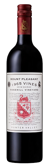 1965 Vines Shiraz