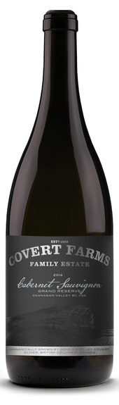 Covertfarms reserve cabsauv 2014