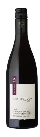16 gamay triomphe front