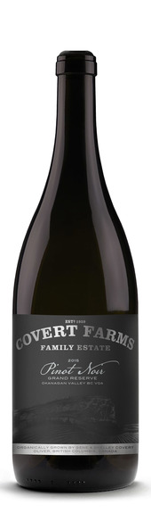 Covertfarms reserve pinotnoir 2015
