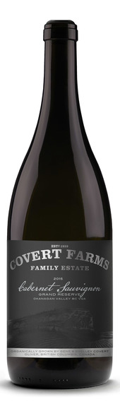 Covertfarms reserve cabsauv 2015
