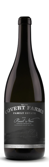 Covertfarms reserve pinotnoir 2016