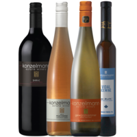 July 2017 Tour Wines - $90.65