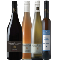 August 2017 Tour Wines -  $88.85