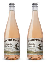 Covert Farms 2017 Sparkling Pinot Noir Gift Pack - 2 Bottle