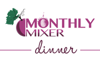 "Monthly Mixer ""Dinner"" - Thursday, April 25th"
