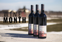 Wine of the Month - 2017 Bistro Merlot Cabernet 6 Pack