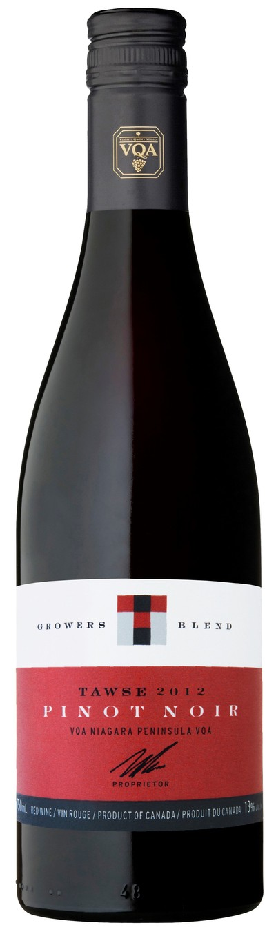 Good Wine for Good Friday - Tawse WInery Pinot Noir