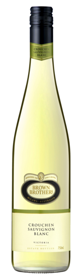 Bottle of Brown Brothers' Crouchen Sauvignon Blanc
