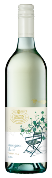 Bottle of Brown Brothers' 18 Eighty Nine Sauvignon Blanc