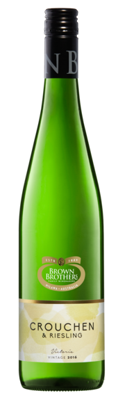 Bottle of Brown Brothers' Crouchen Riesling