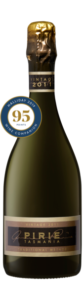Bottle of Brown Brothers' Sparkling Vintage