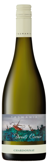 Bottle of Brown Brothers' Chardonnay