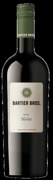 Bartier Bros Merlot 2016