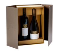 Bottle of Brown Brothers'  Patricia Gift Box