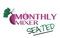 "Monthly Mixer ""Seated"" - Saturday, March 23, 2019"