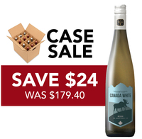 Case Sale - Canada White - Save $24