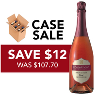 Case Sale - Sparkling Rose - Save $12