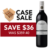 Case Sale - Merlot Shiraz Reserve - Save $36